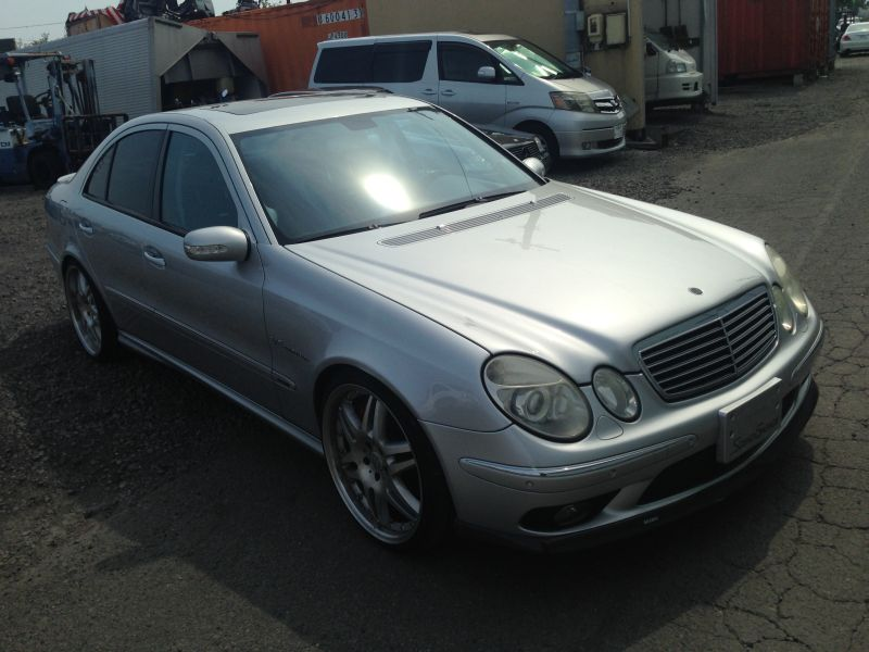 Mercedes Benz Amg E55 2003 Used For Sale