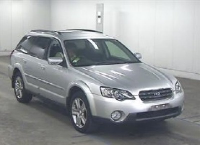 subaru outback 2 5 4wd 2004 used for sale. Black Bedroom Furniture Sets. Home Design Ideas