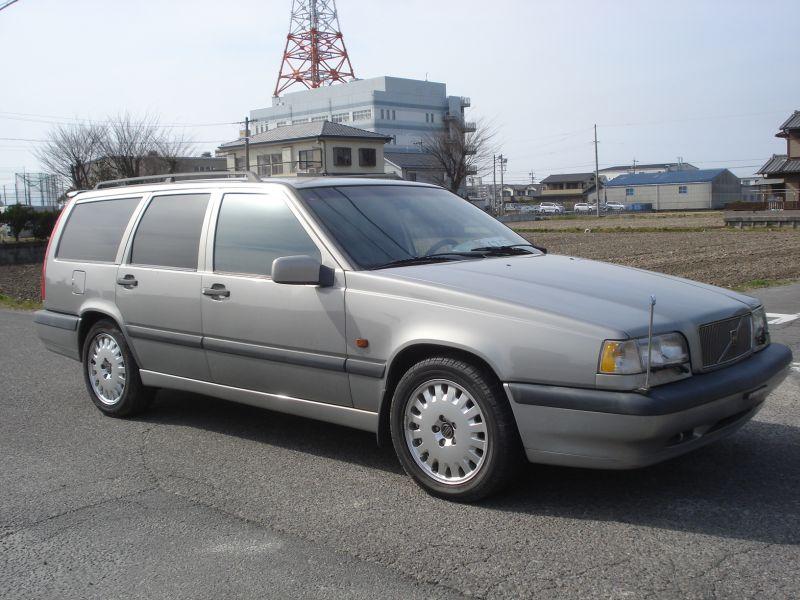 volvo 850 estate wagon 1996 used for sale. Black Bedroom Furniture Sets. Home Design Ideas