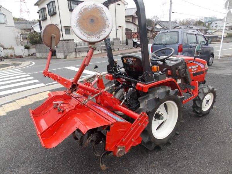 Yanmar Salvage Tractor Parts : Yanmar tractor ke n a used for sale