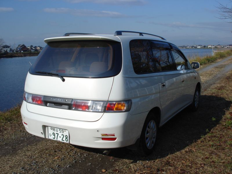 Toyota Gaia L 2003 Used For Sale