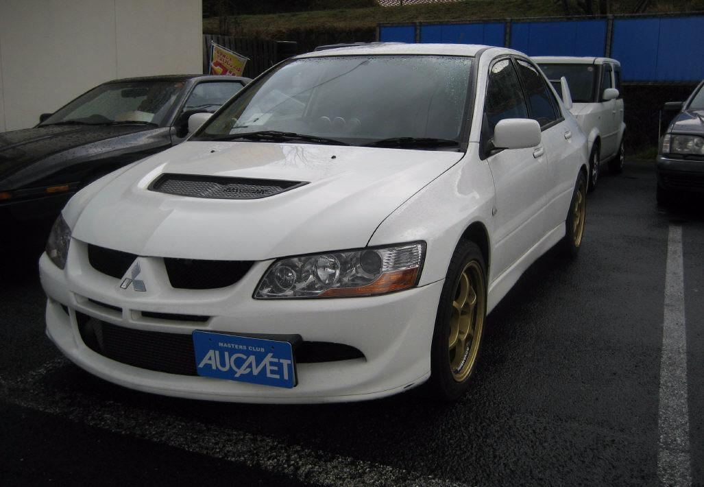 mitsubishi lancer evolution gsr 2003 used for sale. Black Bedroom Furniture Sets. Home Design Ideas