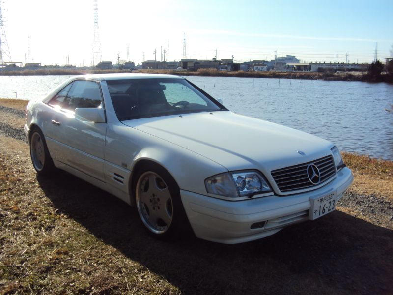 Mercedes benz sl 320 1996 used for sale for Mercedes benz partners