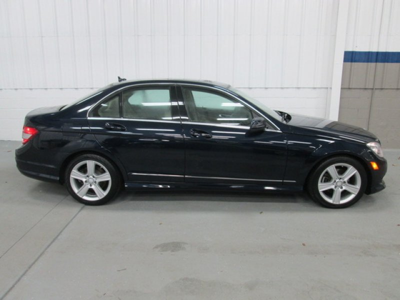 Mercedes benz c class sport 2011 used for sale for Mercedes benz c350 sport for sale