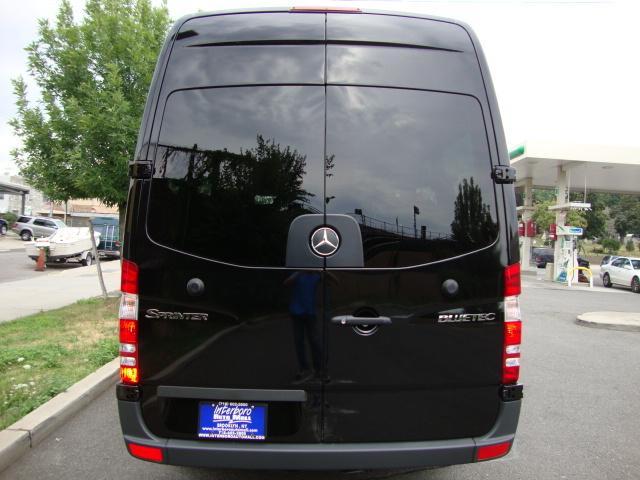Mercedes benz sprinter 2500 passenger van 2011 used for sale for Mercedes benz passenger van used