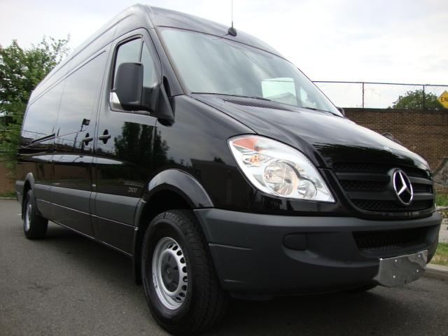 mercedes benz sprinter 2500 passenger van 2011 used for sale