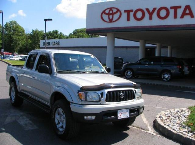 toyota tacoma 4 x 4 limited 2002 used for sale tocoma. Black Bedroom Furniture Sets. Home Design Ideas