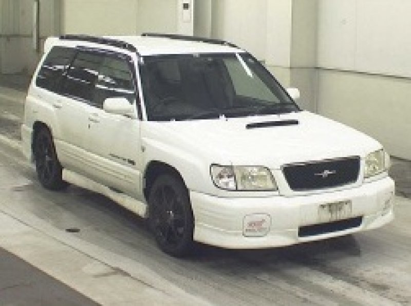 subaru forester s tb sti 2001 used for sale subaru forester s tb sti 2001 used