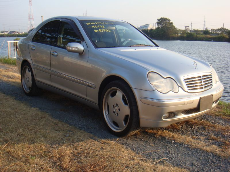 Mercedes benz c240 2001 used for sale for Mercedes benz c240 parts