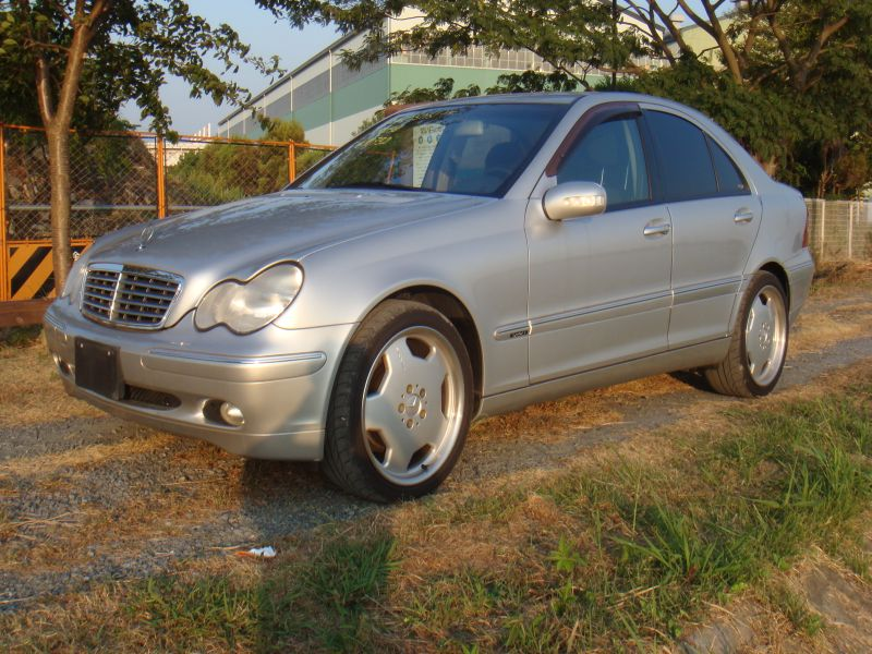 Mercedes benz c240 2001 used for sale for 2001 mercedes benz c240