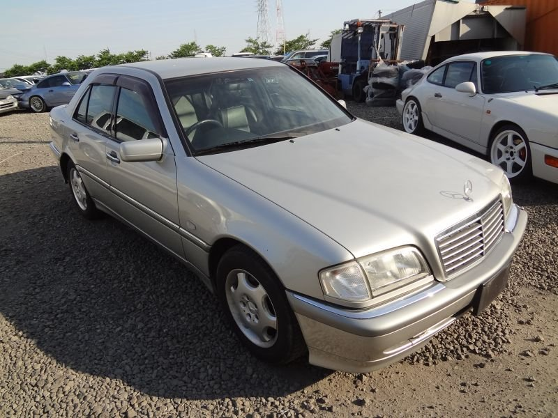 Mercedes benz c240 selection 2000 used for sale for Mercedes benz partners
