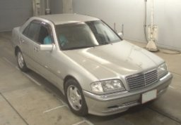 Mercedes-Benz C240 used car