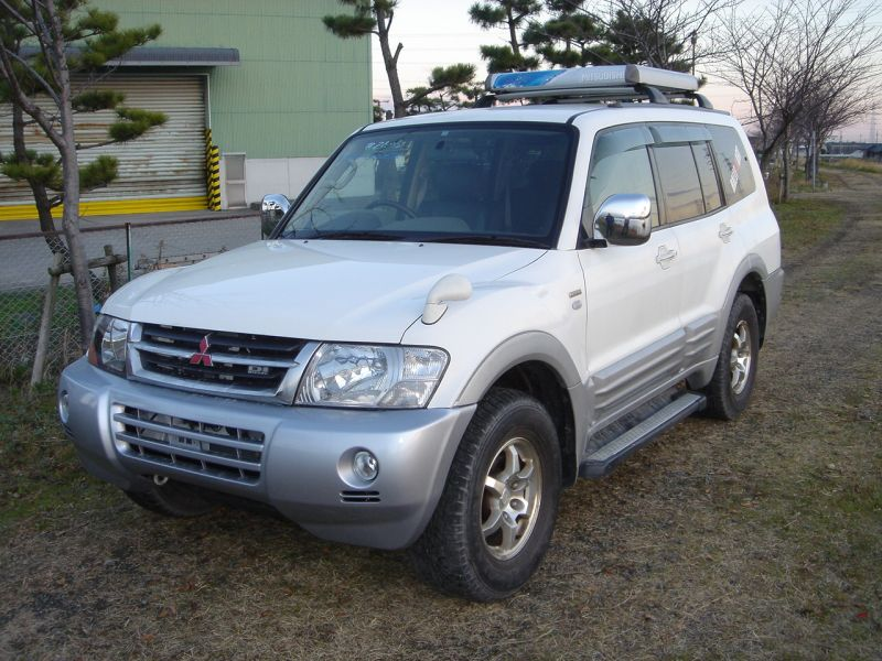 mitsubishi pajero 2000 used for sale. Black Bedroom Furniture Sets. Home Design Ideas