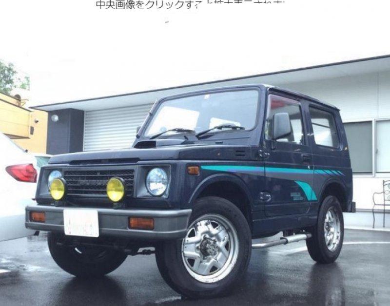 Suzuki Jimny , 1991, used for sale