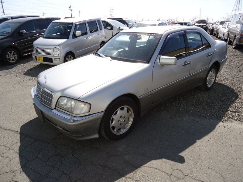 Mercedes benz 190e 1998 used for sale for Mercedes benz 190e for sale