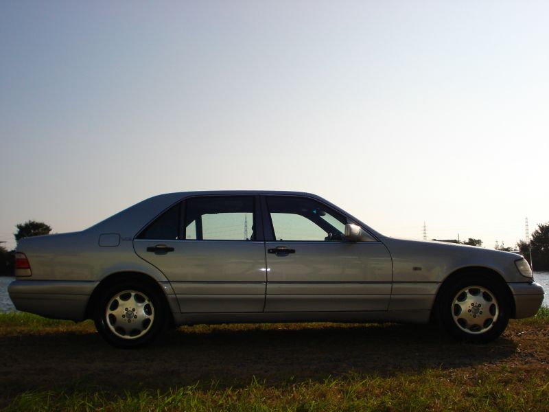 Mercedes benz s600l 1994 used for sale for Mercedes benz s600l