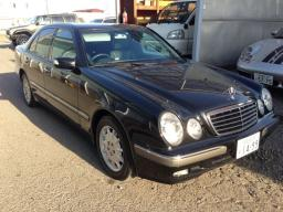 Mercedes-Benz E class used car