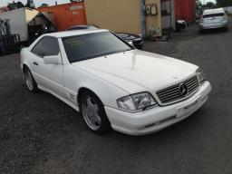 Used Mercedes-Benz SL