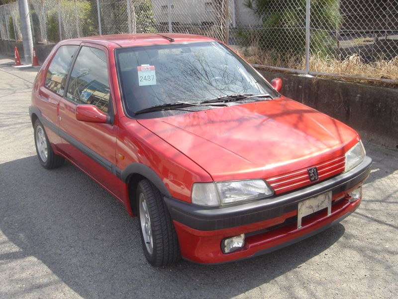 peugeot 106 xsi, 1996, used for sale