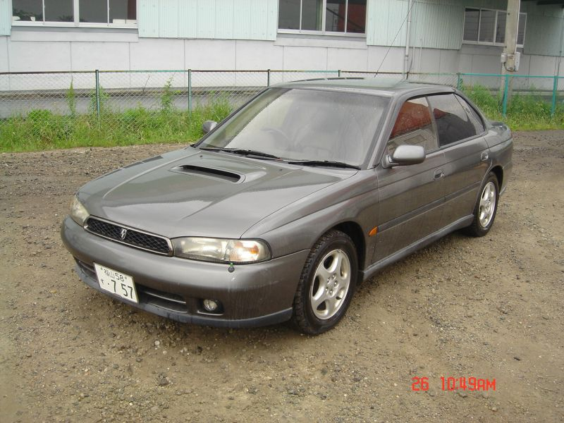 subaru legacy gt 1994 used for sale. Black Bedroom Furniture Sets. Home Design Ideas