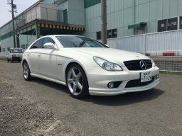Used Mercedes-Benz CLS 63 AMG
