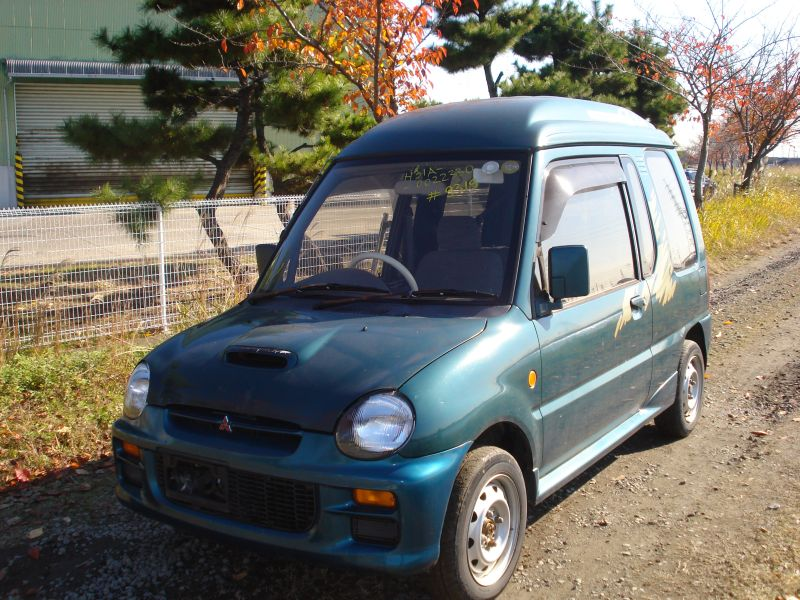 Japanese Used Cars For Sale >> Mitsubishi MINICA TOPPO , 1993, used for sale