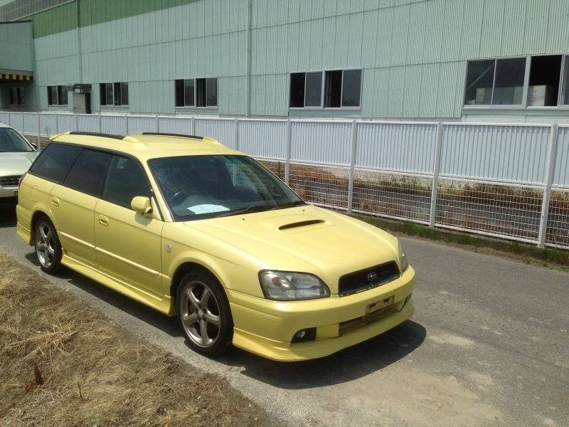 subaru legacy wagon gt b s edition 2003 used for sale. Black Bedroom Furniture Sets. Home Design Ideas