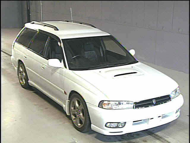 subaru legacy wagon gt b 1996 used for sale. Black Bedroom Furniture Sets. Home Design Ideas