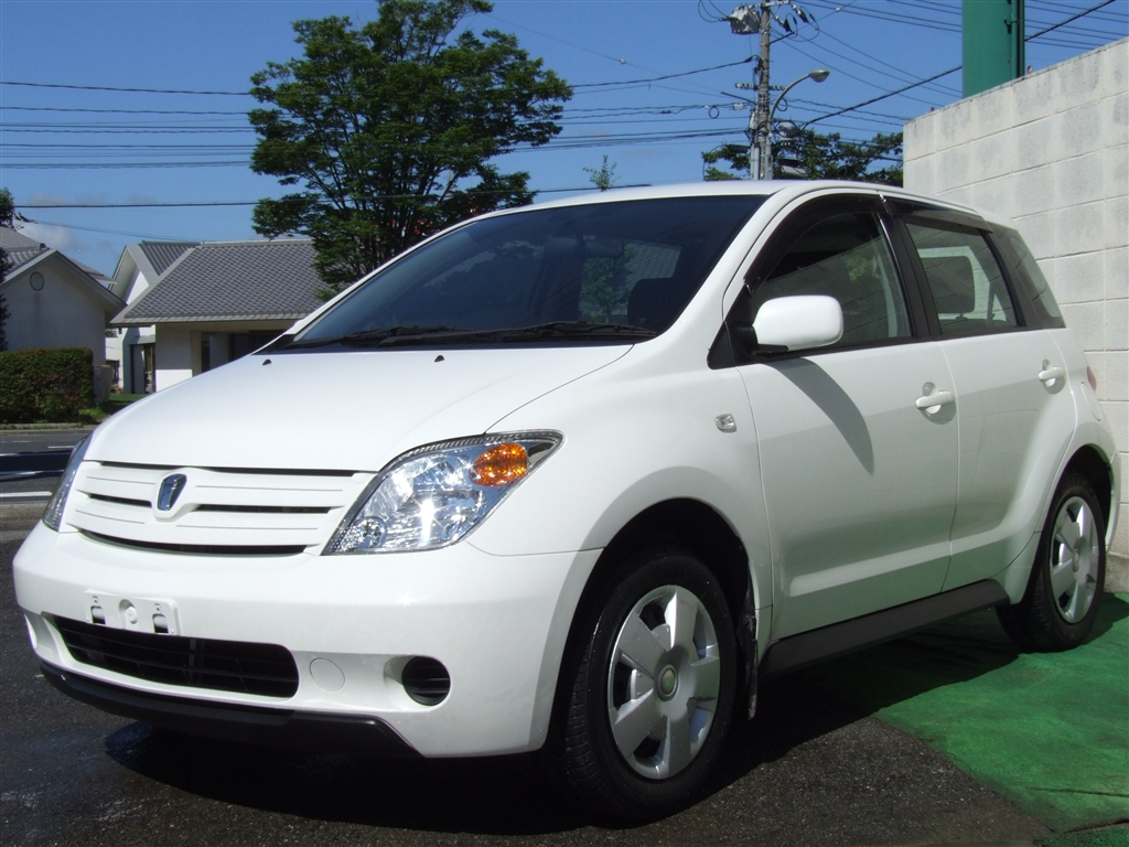 Toyota IST F, 2002, Used For Sale
