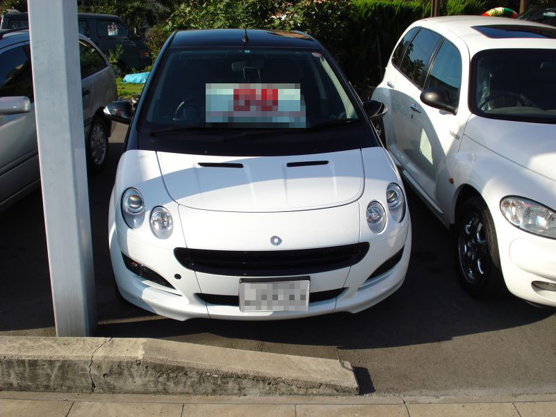 Mercedes Benz Smart Forfour 2006 Used For Sale