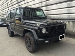 Used Mercedes-Benz G320