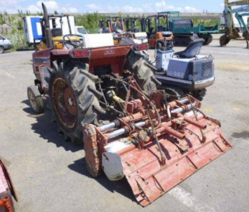 Buying Salvage Cars: Yanmar TRACTOR F20, N/A, Used For Sale