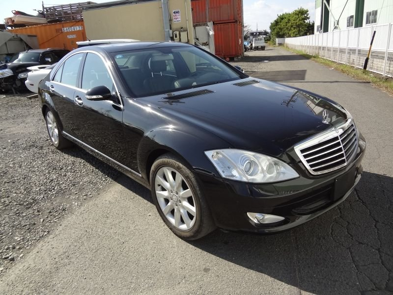 Mercedes benz s350 luxury package 2008 used for sale for Mercedes benz s350 for sale