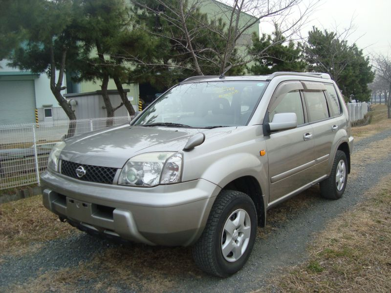 nissan x trail s 4wd 2000 used for sale. Black Bedroom Furniture Sets. Home Design Ideas