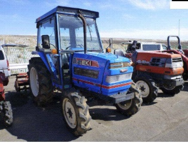 Used Iseki Tractor Parts : Iseki tractor n a used for sale