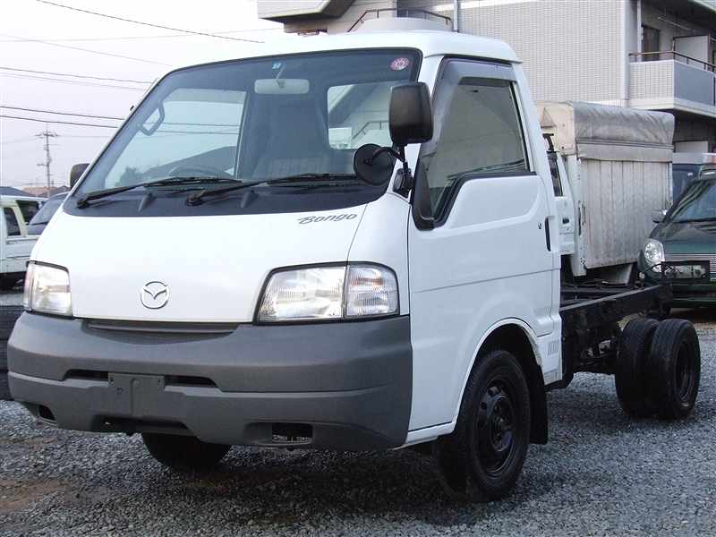 Mazda Bongo Truck   2001  Used For Sale