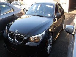 Used BMW series 550i