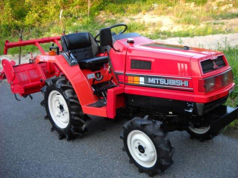 Mitsubishi Tractor Mt2201 Parts : Mitsubishi tractor mt d n a used for sale