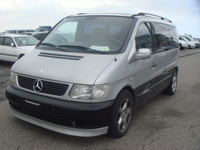 Mercedes benz v class v 280 brabus 2003 used for sale v for Mercedes benz v class for sale