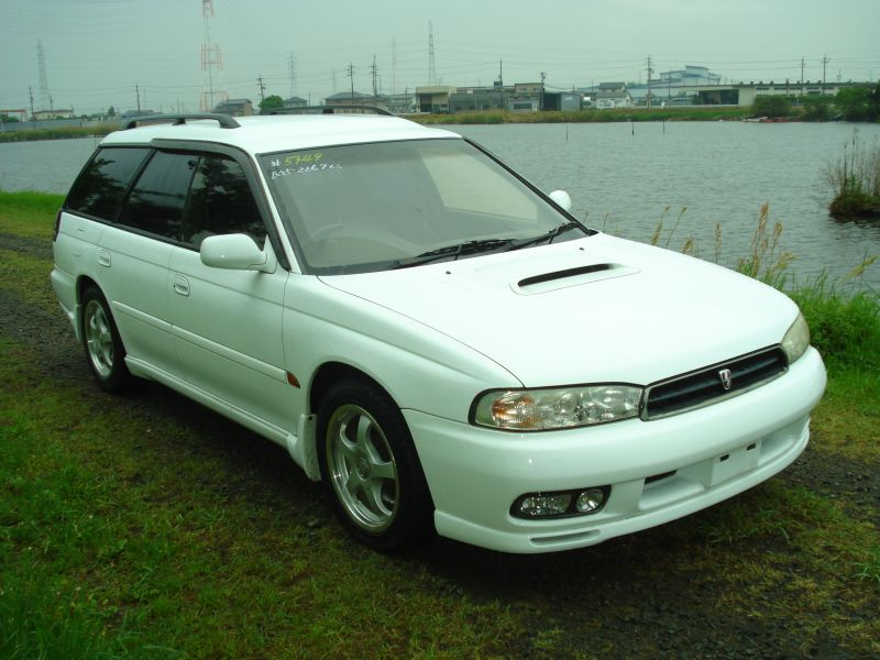 subaru legacy wagon gt b 1997 used for sale. Black Bedroom Furniture Sets. Home Design Ideas