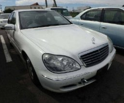 Used Mercedes-Benz S350