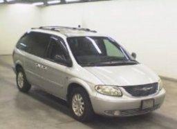 Chrysler Voyager used car