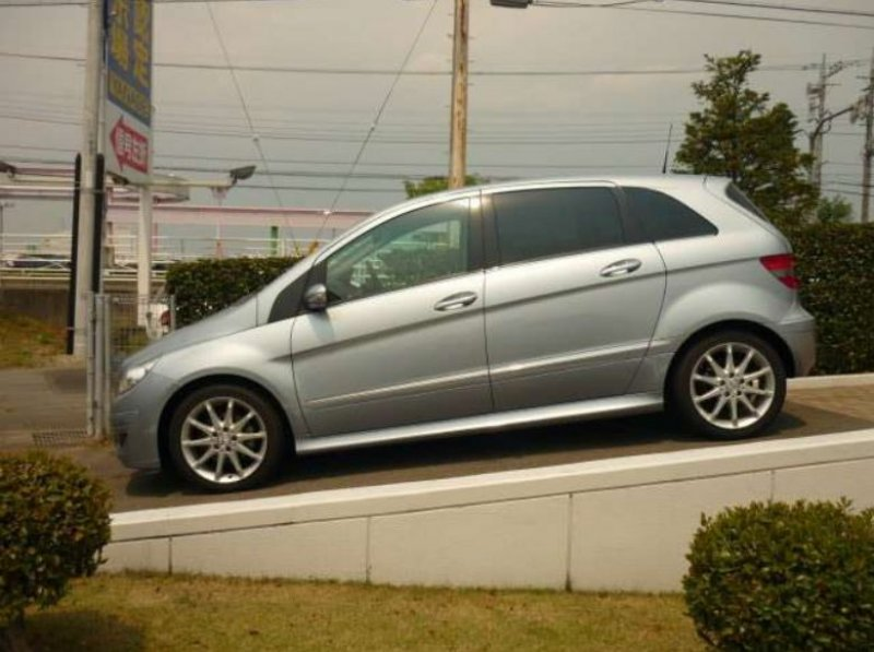 Mercedes benz b200 2006 used for sale for Mercedes benz b200 aftermarket parts
