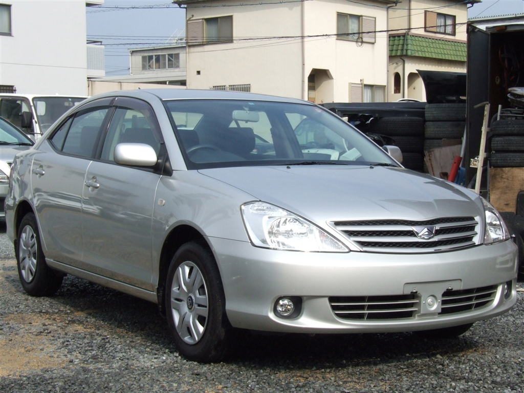 Toyota Allion 2002 Used For Sale
