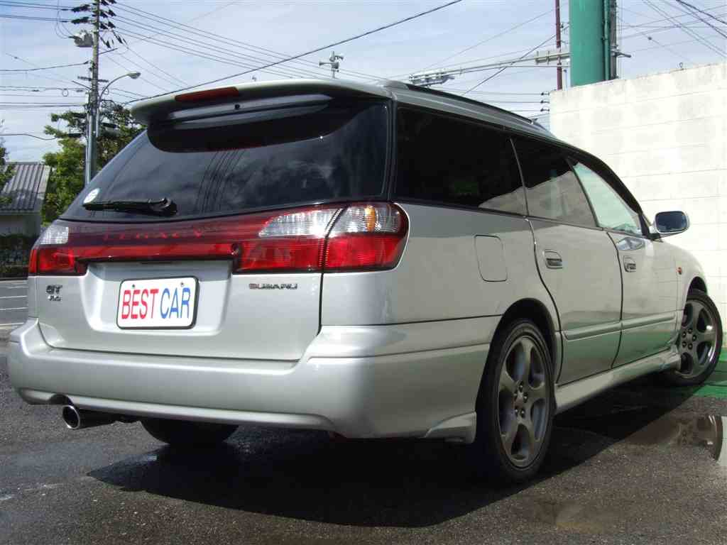 subaru legacy gt vdc 2000 used for sale. Black Bedroom Furniture Sets. Home Design Ideas