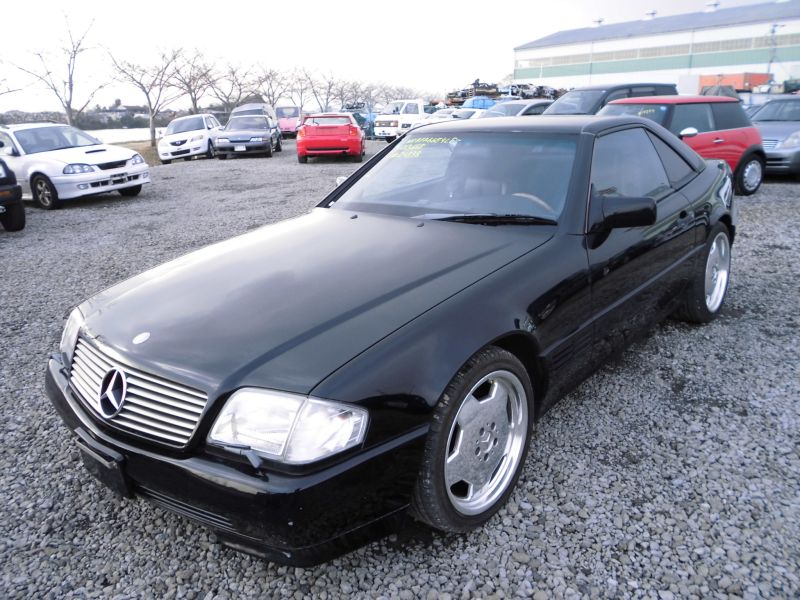 Mercedes benz sl 1990 used for sale for Used mercedes benz sl for sale