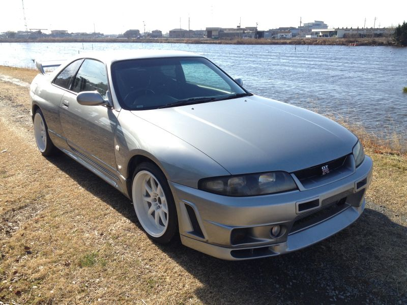 nissan skyline gtr 1998 used for sale. Black Bedroom Furniture Sets. Home Design Ideas