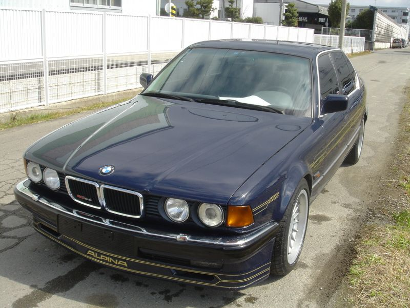 Bmw 750il   1992  Used For Sale