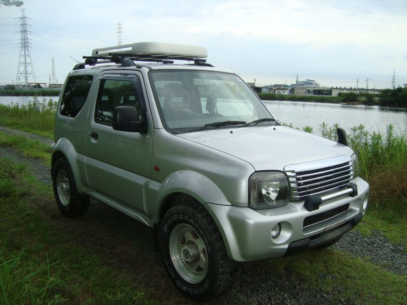 suzuki jimny 4wd jz 1998 used for sale. Black Bedroom Furniture Sets. Home Design Ideas