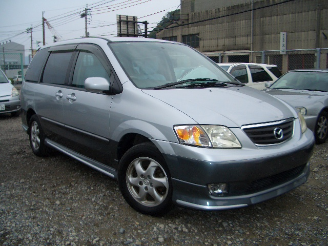 mazda mpv sports package 2000 used for sale. Black Bedroom Furniture Sets. Home Design Ideas